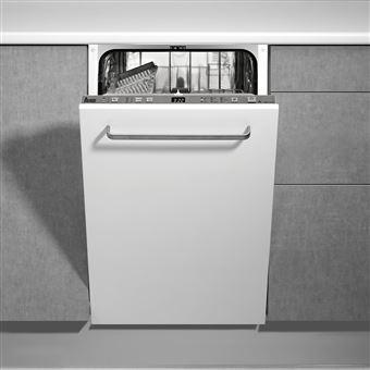 Máquina de Lavar Loiça Encastrável Teka DW8 41 FI 10 conjuntos A++ Inox
