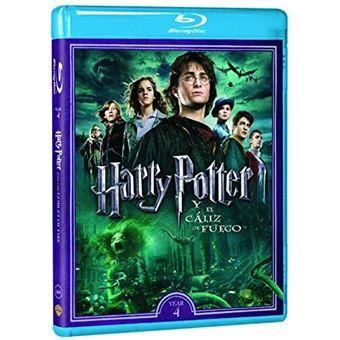 Harry Potter and the Goblet of Fire / Harry Potter Y El Cáliz De Fuego (Blu-ray)