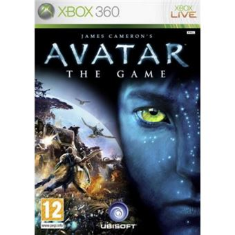 James Cameron's Avatar: The Game Xbox 360