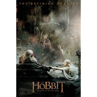 Maxi Poster GB Eye The Hobbit A Batalha dos Cinco Exércitos After 61 x 91,5 cm