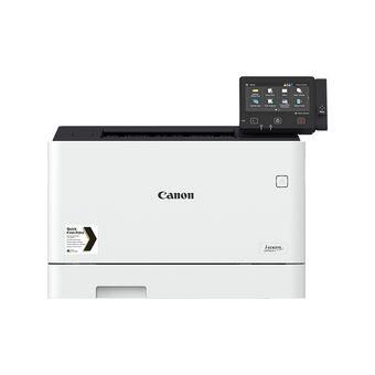 Impressora a Laser Cor Canon LBP664Cx Wi-Fi Preto