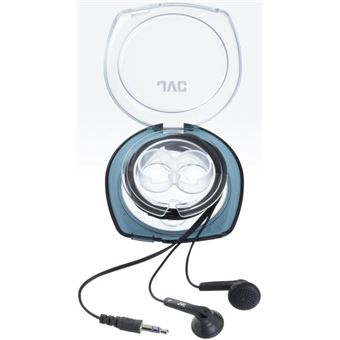 Auriculares JVC Ear Bud Headphone Preto