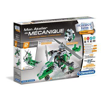 Brinquedo com rodas Clementoni 52217  Preto e Verde e Cinzento