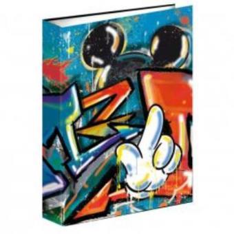 Dossier com Argolas A4 Mickey Disney Freedom