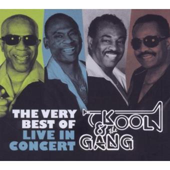 Kool & The Gang-Best Of Live In Concert -Digi-
