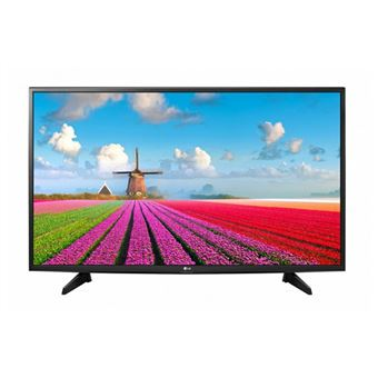 Televisão LG 43LJ5150 43' Full HD LED USB Preto
