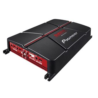 Pioneer GM-A4704 amplificador automóvel A/B 4 canais 520 W