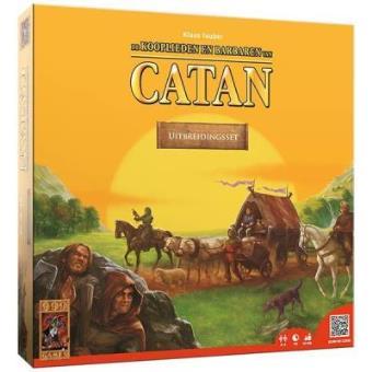 999 Games De Kolonisten van Catan: Kooplieden & Barbaren Multi