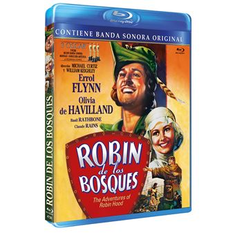 Robin de los Bosques / The Adventures of Robin Hood (Blu Ray)