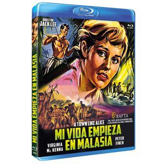 A Town Like Alice (1956) / Mi vida empieza en Malasia (Blu-ray)