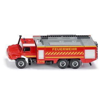 Brinquedo sobre rodas Siku 2109  Vermelho