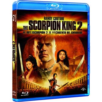 El Rey Escorpion 2 (BD) - Nuevo Packaging / The Scorpion King: Rise Of A Warrior (The Scorpion King 2)