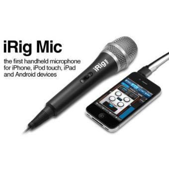 IK Multimedia Microfone iRig Mic