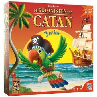De Kolonisten van Catan 999 Games - Junior