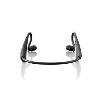 Auriculares Lenco BH-100 Preto