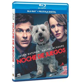 Game Night / Noche de Juegos (Blu-ray)