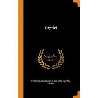 captivi Hardcover