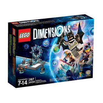 LEGO Dimensions Starter Pack 71174 WiiU