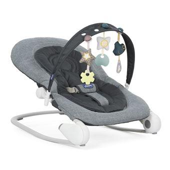 Baloiço & cadeira de baloiço de bebé Chicco Hooplà Bouncer  Cinzento