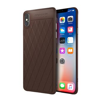 Capa Flexível WISETONY para Apple iPhone 7 / 8 Café