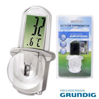 Termómetro Digital Grundig Exterior