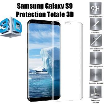 Película de Vidro Temperado Advansia para Samsung Galaxy S9 Proteção Total