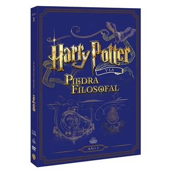 Harry Potter and the Sorcerer's Stone / Harry Potter Y La Piedra Filosofal (DVD)