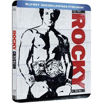 Rocky 1-6 Steelbook (6Blu-ray)