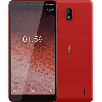 Smartphone Nokia 1 Plus 1GB 8GB Vermelho