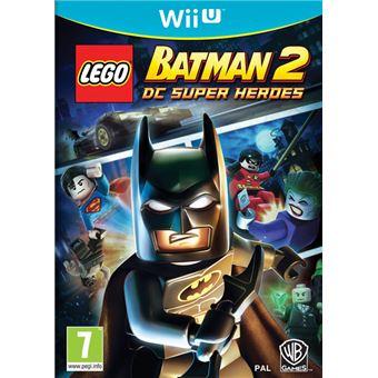 LEGO BATMAN 2: DC Super Heroes Wi U