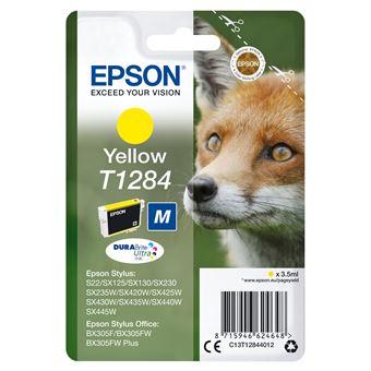 Epson T1284 3.5ml Amarelo