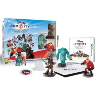 Disney Infinity: Starter-Set 3DS