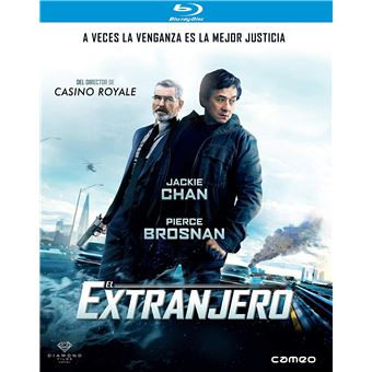 El extranjero / The Foreigner (Blu-ray)