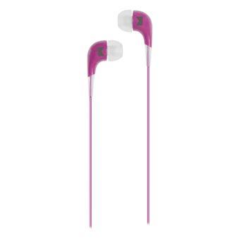 Auriculares König CSHPIER100PI Rosa