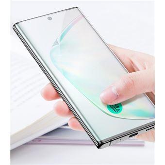 Película Phonecare de Vidro Temperado 5D Full Cover Curva para Samsung Galaxy Note 10 Plus Transparente