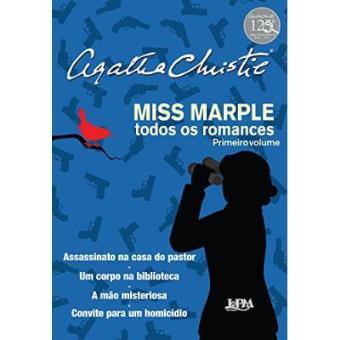 Miss Marple. Todos Os Romances - Volume 1