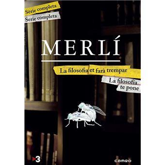 Merlí (Serie completa)  (15DVD)