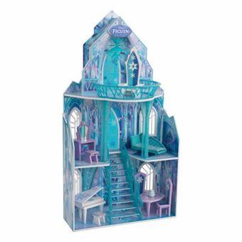 Casa de bonecas KidKraft 65881 Plástico, Madeira  Azul