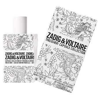 Perfume Zadig&Voltaire This Is Her EDP Capsule Collection 100ml