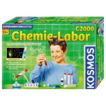 Kosmos 640125 kit de ciência para crianças