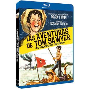 The Adventures of Tom Sawyer 1938 / Las Aventuras de Tom Sawyer (Blu-ray)