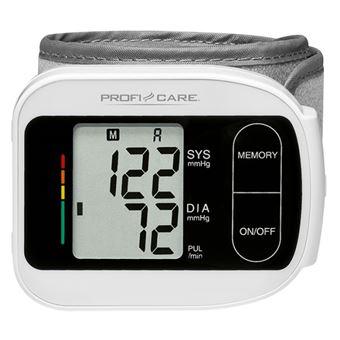 Medidor de Tensão de Pulso Proficare BMG 3018 Branco