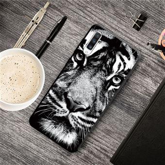 Capa Magunivers para Samsung Galaxy A50 e TPU Impressão Padrão Tigre