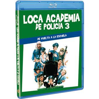 Police Academy 3: Back in Training / Loca Academia de Policía 3 (Blu-ray)