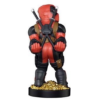 Exquisite Gaming Cable Guys Deadpool Comando, Telemóveis/smartphone Preto, Vermelho Suporte passivo