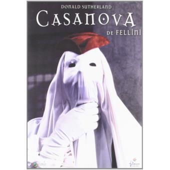 Casanova / Il Casanova di Federico Fellini (DVD)