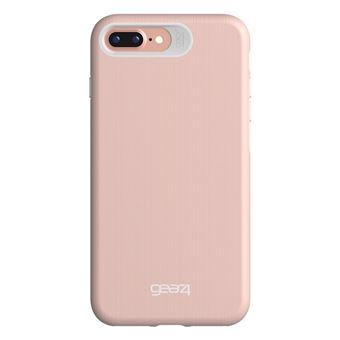 Capa GEAR4 Carcaça D3O Trafalgar Rosa para iPhone 7 Plus