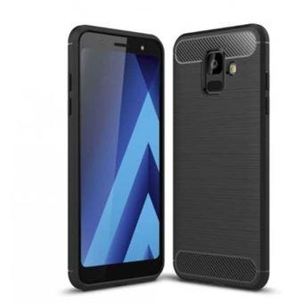 Capa Forcell Carbono para Samsung Galaxy A6 Preto