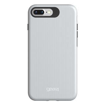 Capa GEAR4 Carcaça D3O Trafalgar Prata para iPhone 7 Plus