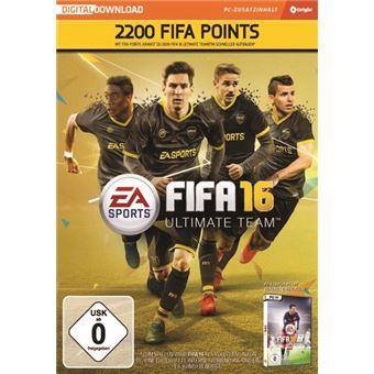 Fifa 16 Ultimate Team PC